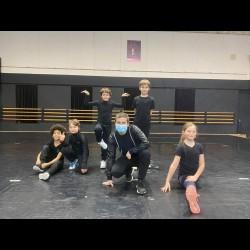 Hip hop junior (- de 12 ans)